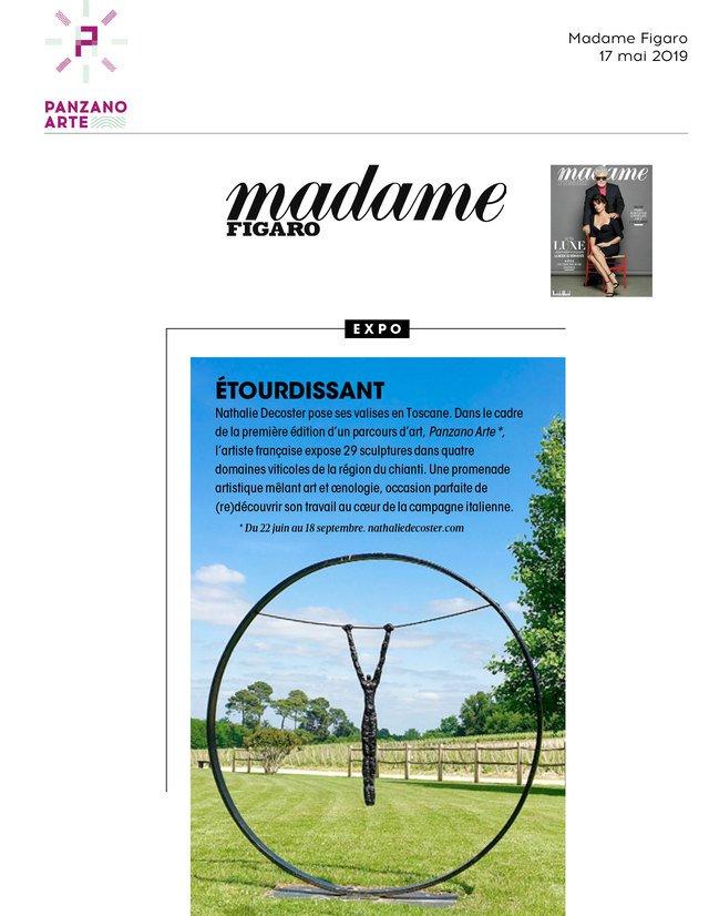 Madame Figaro<br>17/05/2019