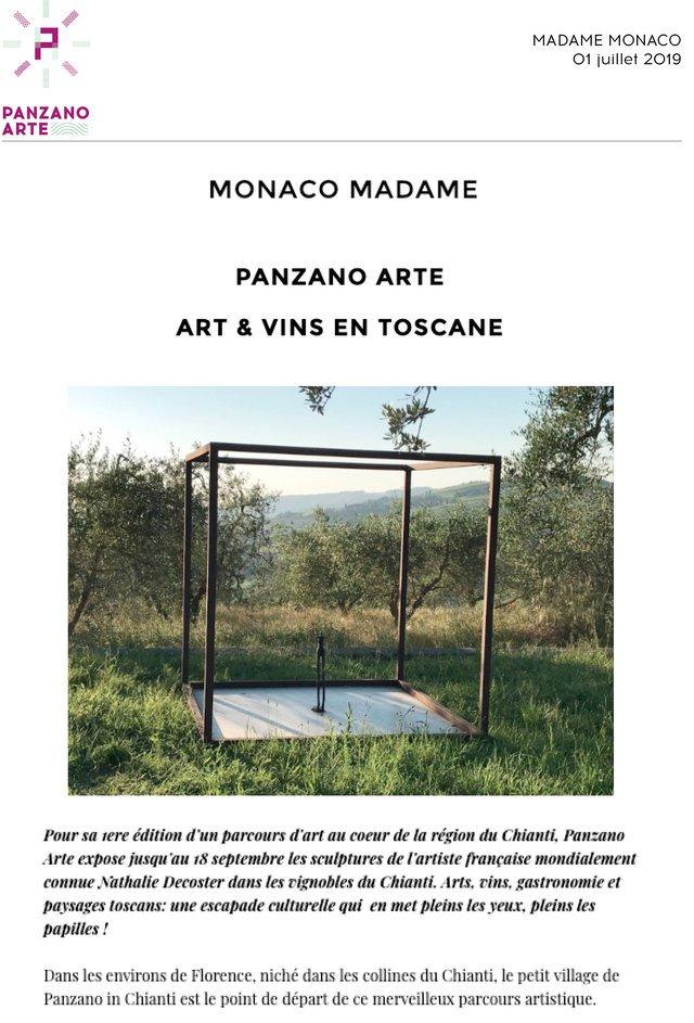 Monaco Madame<br>01/07/2019