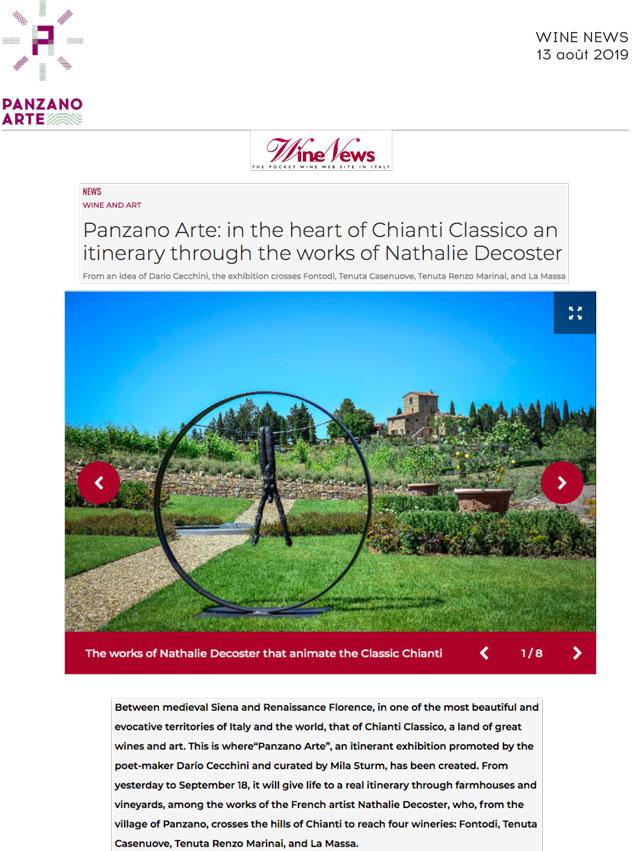 Wine News<br>13/08/2019