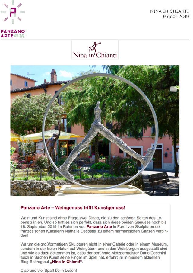 Nina in Chianti<br>09/08/2019